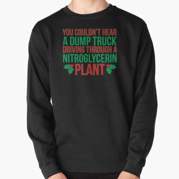 Nitroglycerin Plant Pullover Sweatshirt