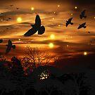 Migration by WildestArt