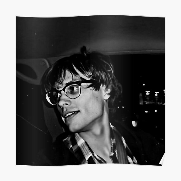 MGG black and white Poster