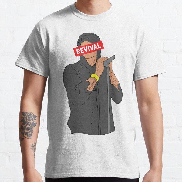 Eminem T Shirt Marshall Mathers Logo Slim Shady new Official Mens Black