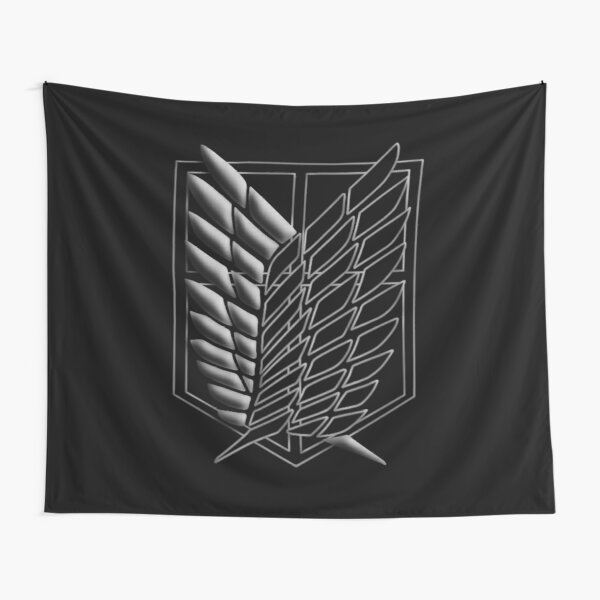Wings of Freedom - Attack on Titan Tapestry