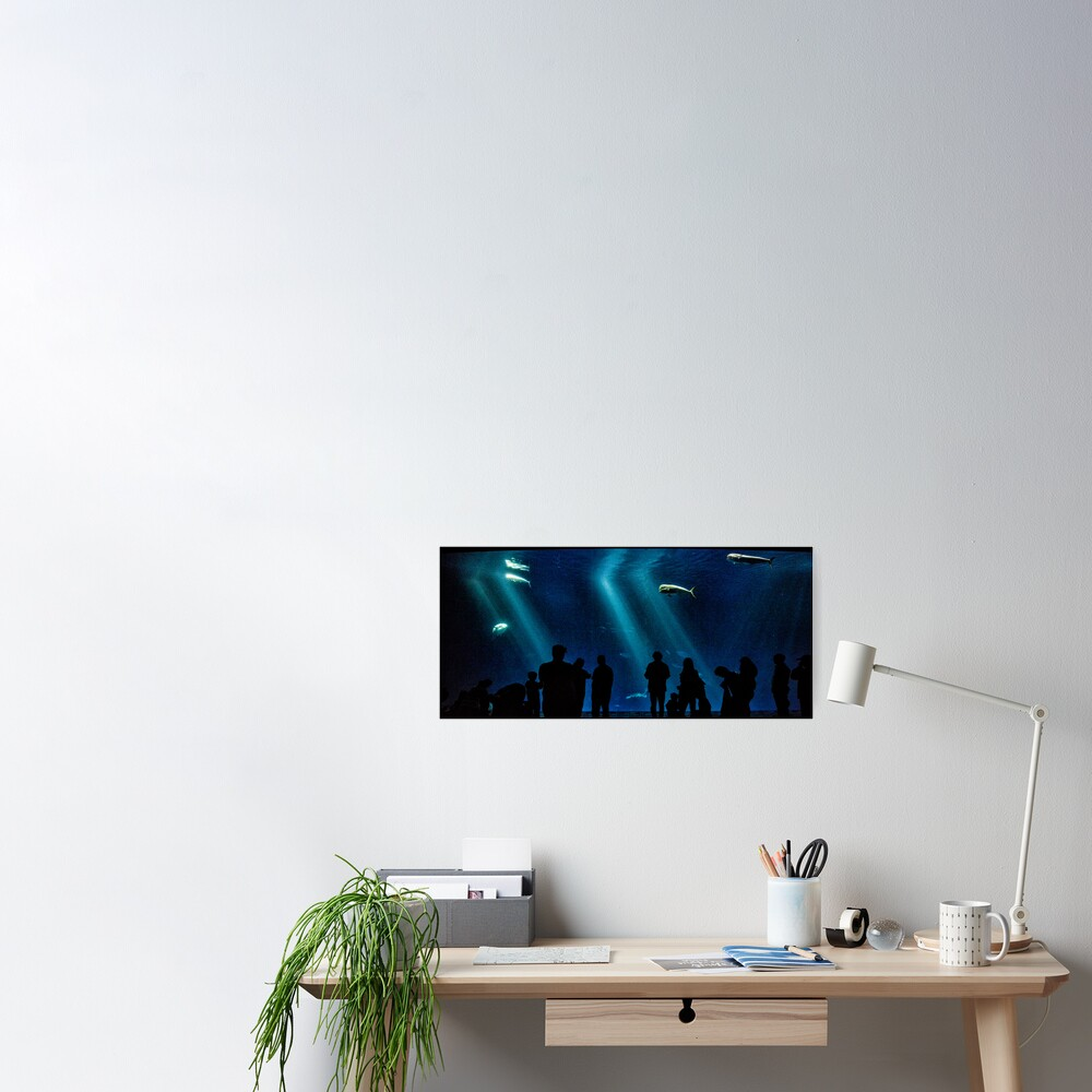 Mesmerized by Nature Poster