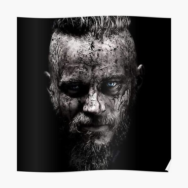 Ragnar Lothbrok Poster