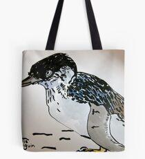 museum fairy penguin Tote Bag