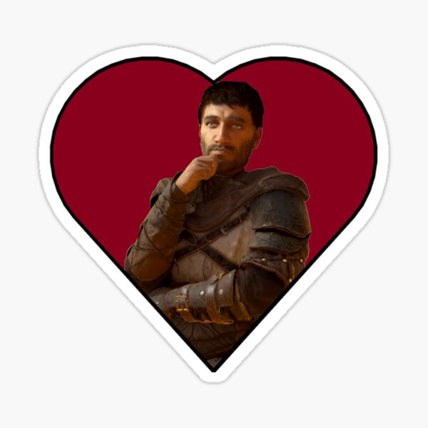 Hytham Love Sticker