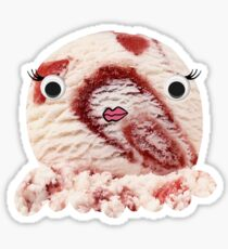 Strawberry Sticker