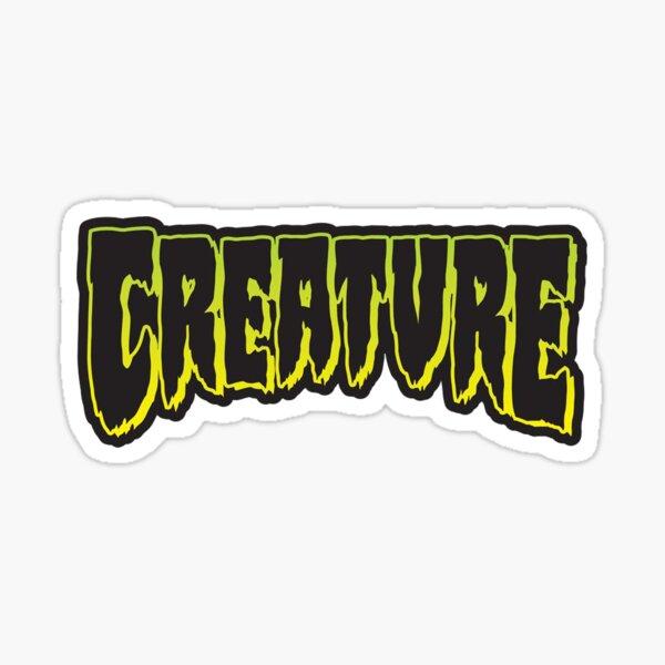 Creature Skateboards Sticker