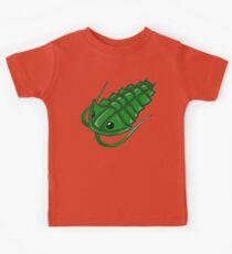 Green Trilobite Kids Tee