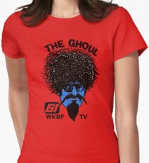 The Ghoul Channel 61 Repro Shirt Womens Fitted T-Shirt