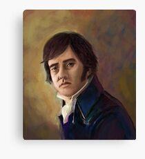 Darcy  Canvas Print
