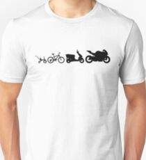 evolution motobikes Unisex T-Shirt
