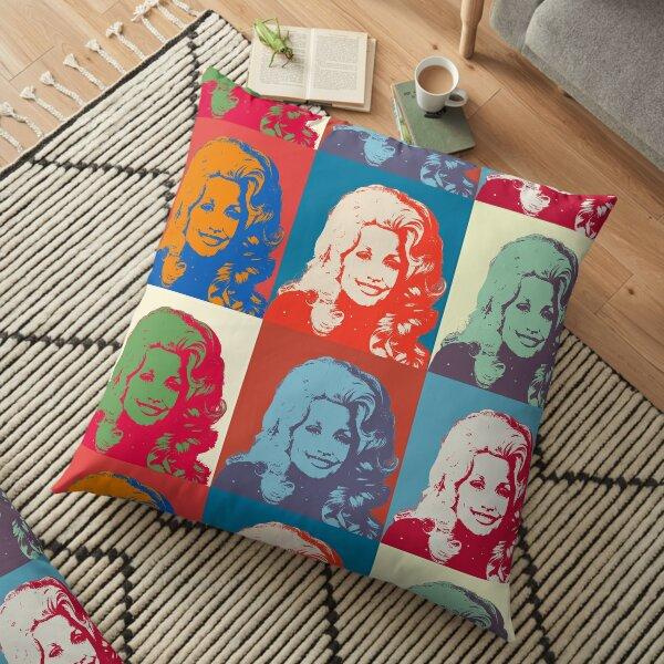 Pop Art Dolly Floor Pillow