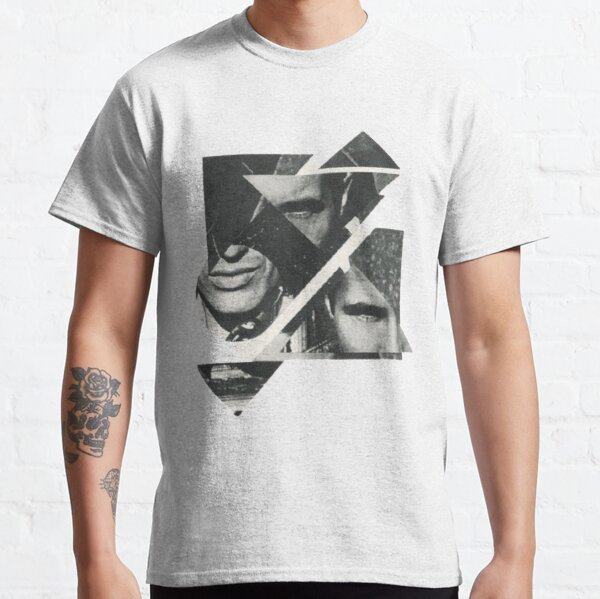 Anger face  Classic T-Shirt
