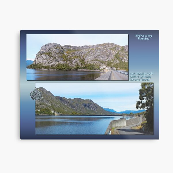 SCENES ~ SCENERY ~ Sightseeing Tarkine by tasmanianartist 231120 Metal Print