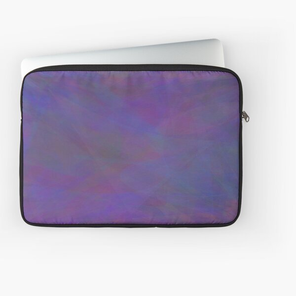 Lines and Curves Digital Art Laptop Sleeve