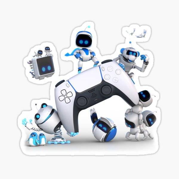 Astrobot Sticker