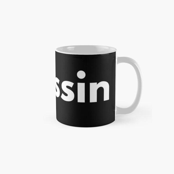 Hashtag bossin - awesome - living the good life Classic Mug