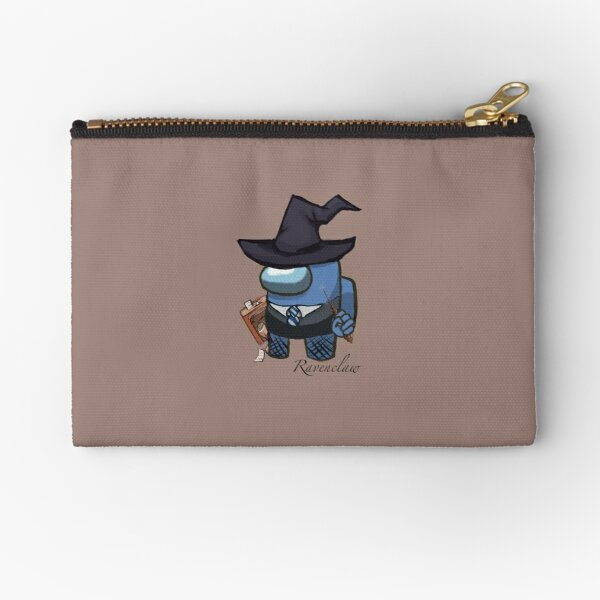 Ravenclaw Among Us Character Zipper Pouch