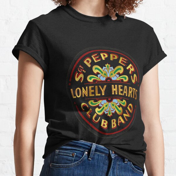 beatles lonely heart Classic T-Shirt