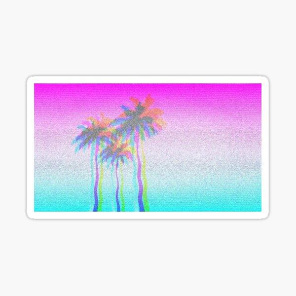 Kalifornien Luuuv Sticker
