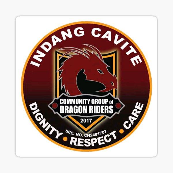 Dragon raider Sticker