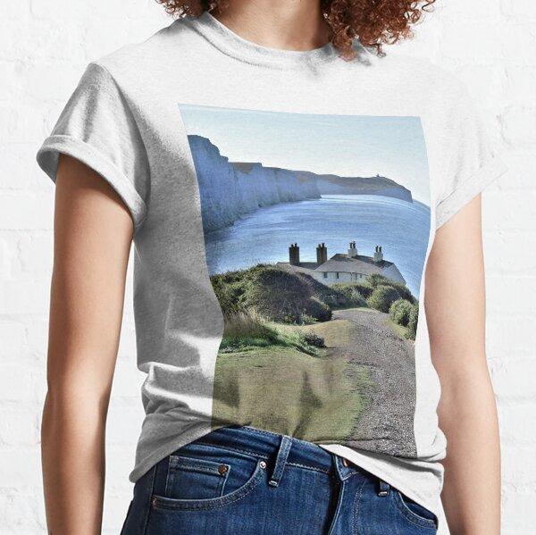 Towards Beachy Head Classic T-Shirt