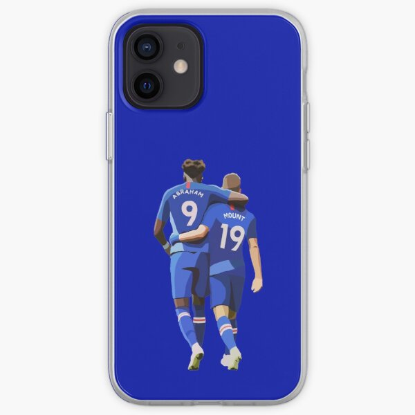Chelsea & England's Tammy Abraham & Mason Mount iPhone Soft Case