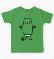 Not So Naked Mole Rat Kids Tee