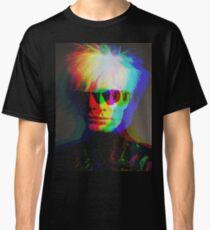 Pop Art Portrait Classic T-Shirt
