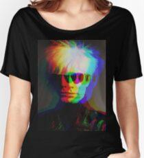 Pop Art Portrait Women's Relaxed Fit T-Shirt