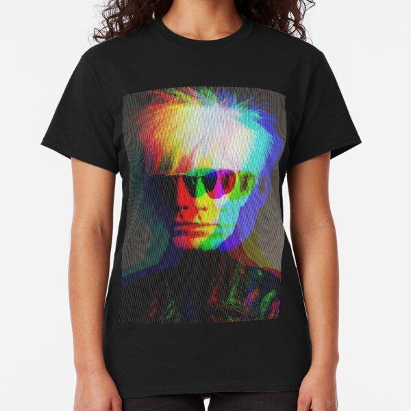 Pop-Art-Porträt Classic T-Shirt