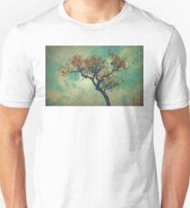 Vintage Rusty Tree Unisex T-Shirt