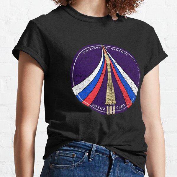 Soyuz (Roscosmos) Classic T-Shirt