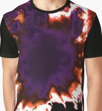 Explosion in the Dark Woods Graphic T-Shirt