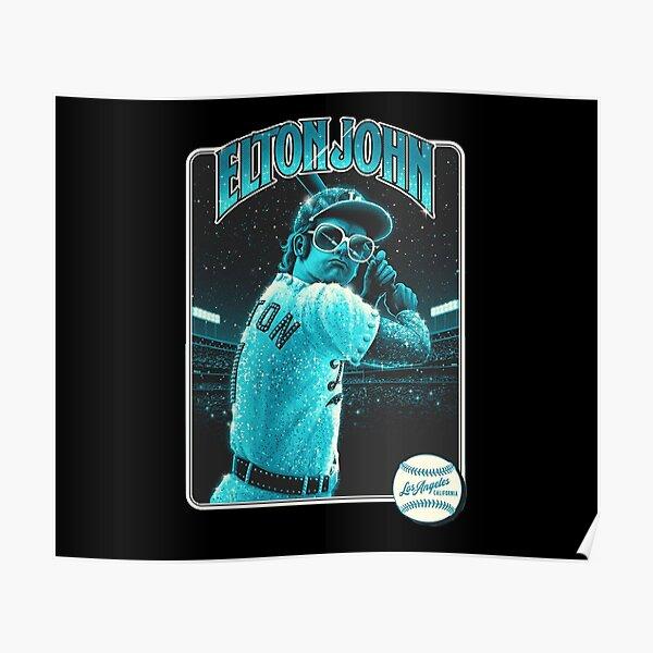 john base ball merch Poster