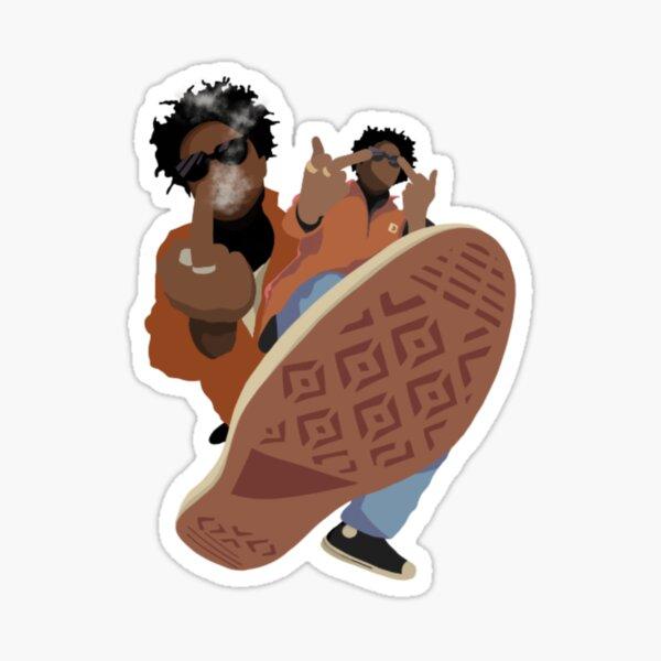 Brent Faiyaz F.T.W  Sticker