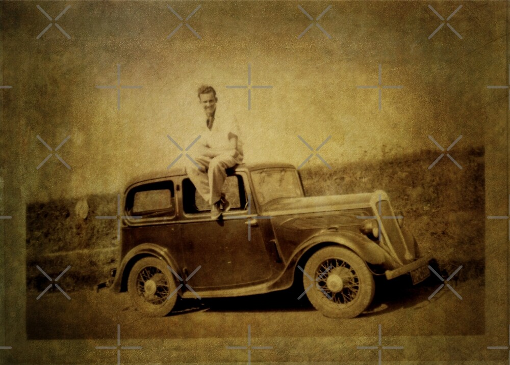 A Touch of Nostalgia (My Dad 1916-2001) by Elaine Teague