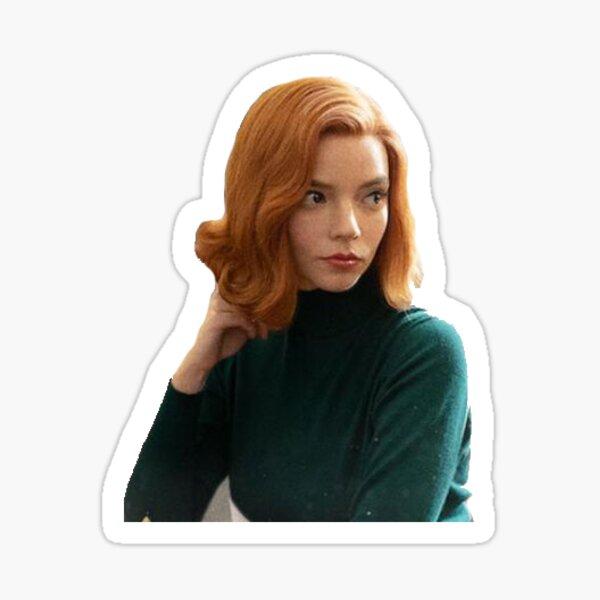 The Queens Gambit - Beth Harmon Sticker