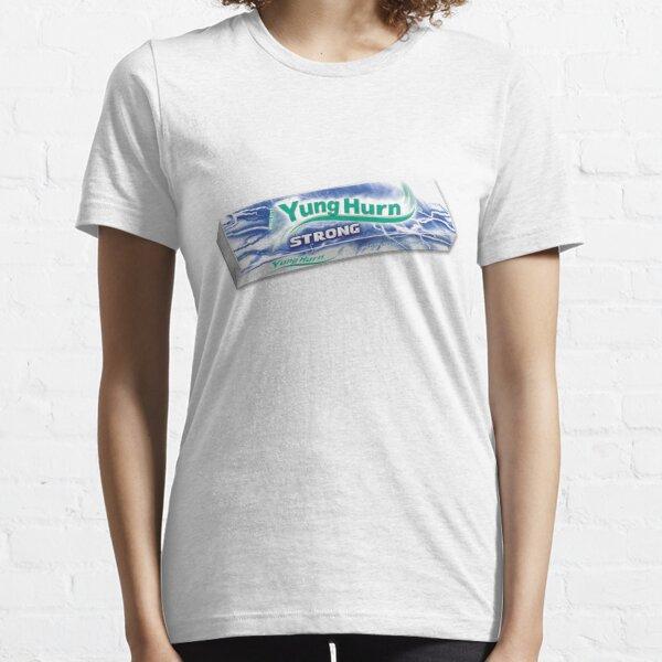 Gomme Yung Hurn T-shirt essentiel