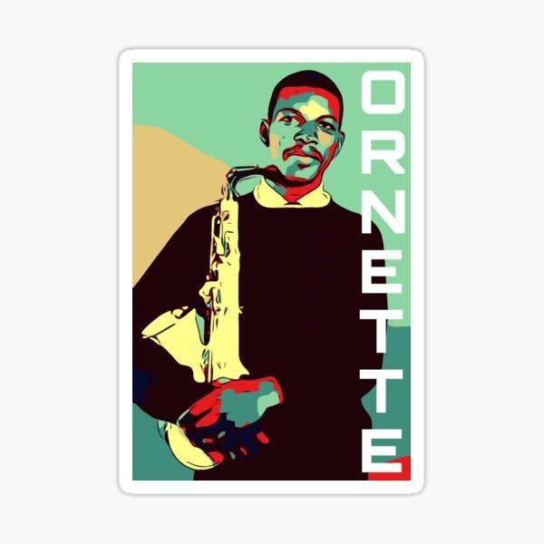Ornette Sticker