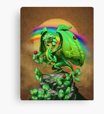 Luck Dragon Canvas Print