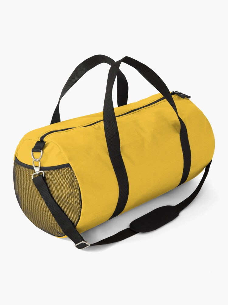 Alternate view of Call of Cthulhu - The Yellow Sign - Ink Black Duffle Bag