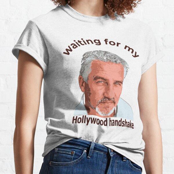 paul Hollywood Handshake gift Classic T-Shirt