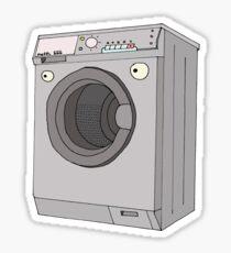 washmachine Sticker