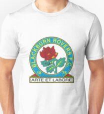 blackburn rovers logo Unisex T-Shirt