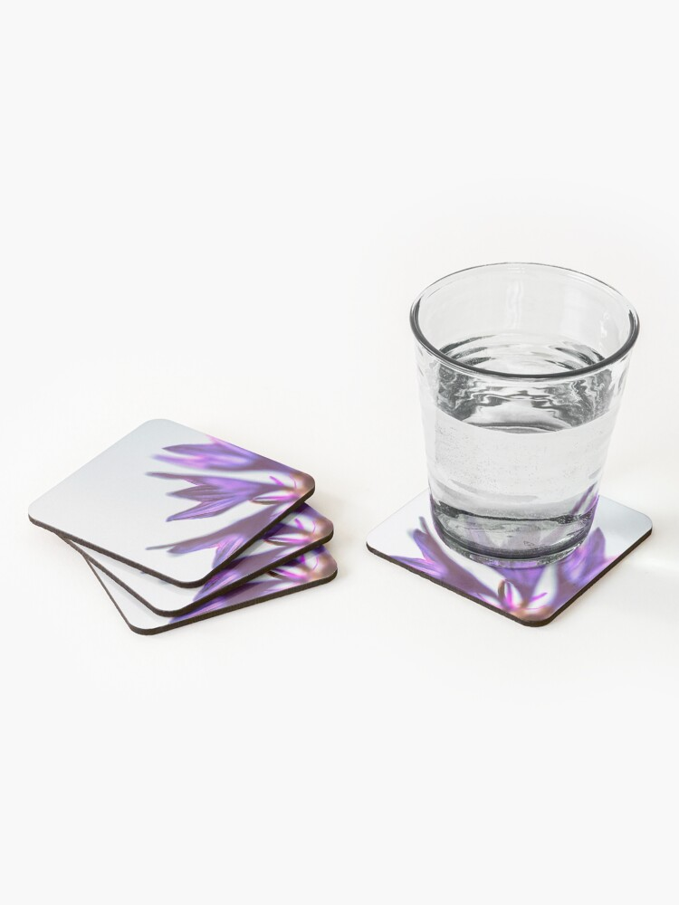 Alternate view of Flower Mystical Coasters (Set of 4)