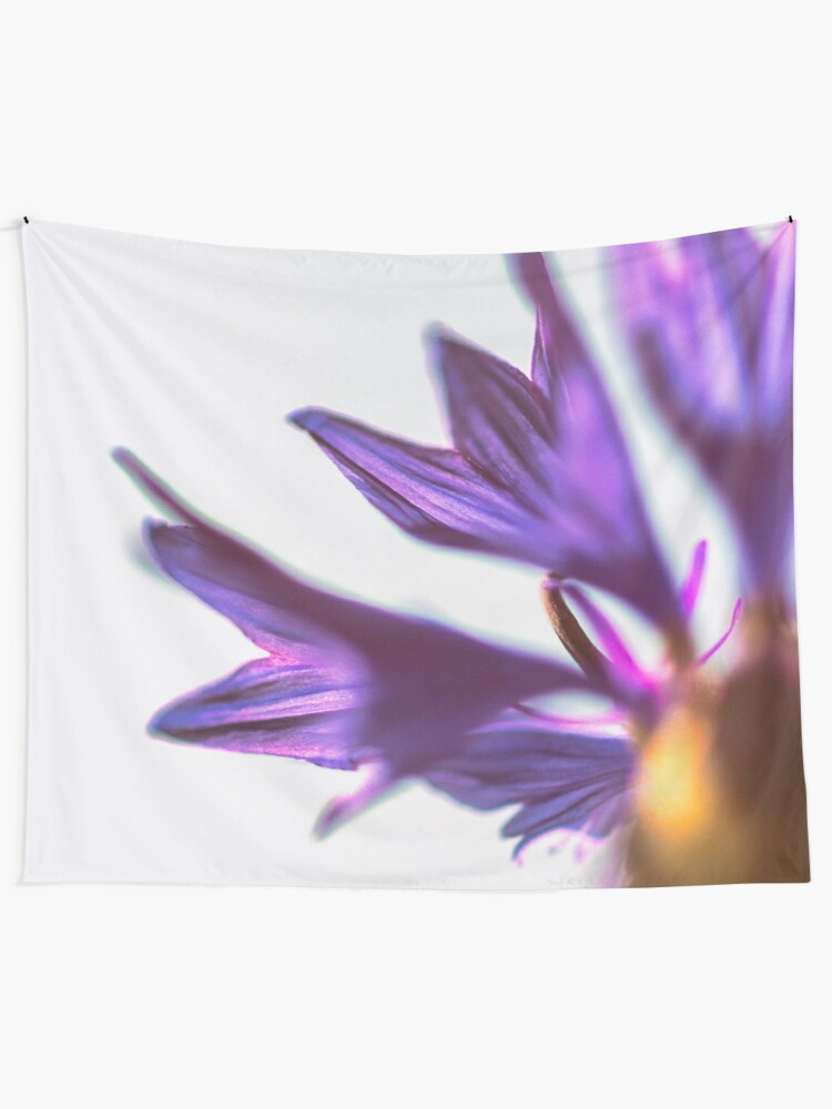 Alternate view of Flower Mystical Tapestry