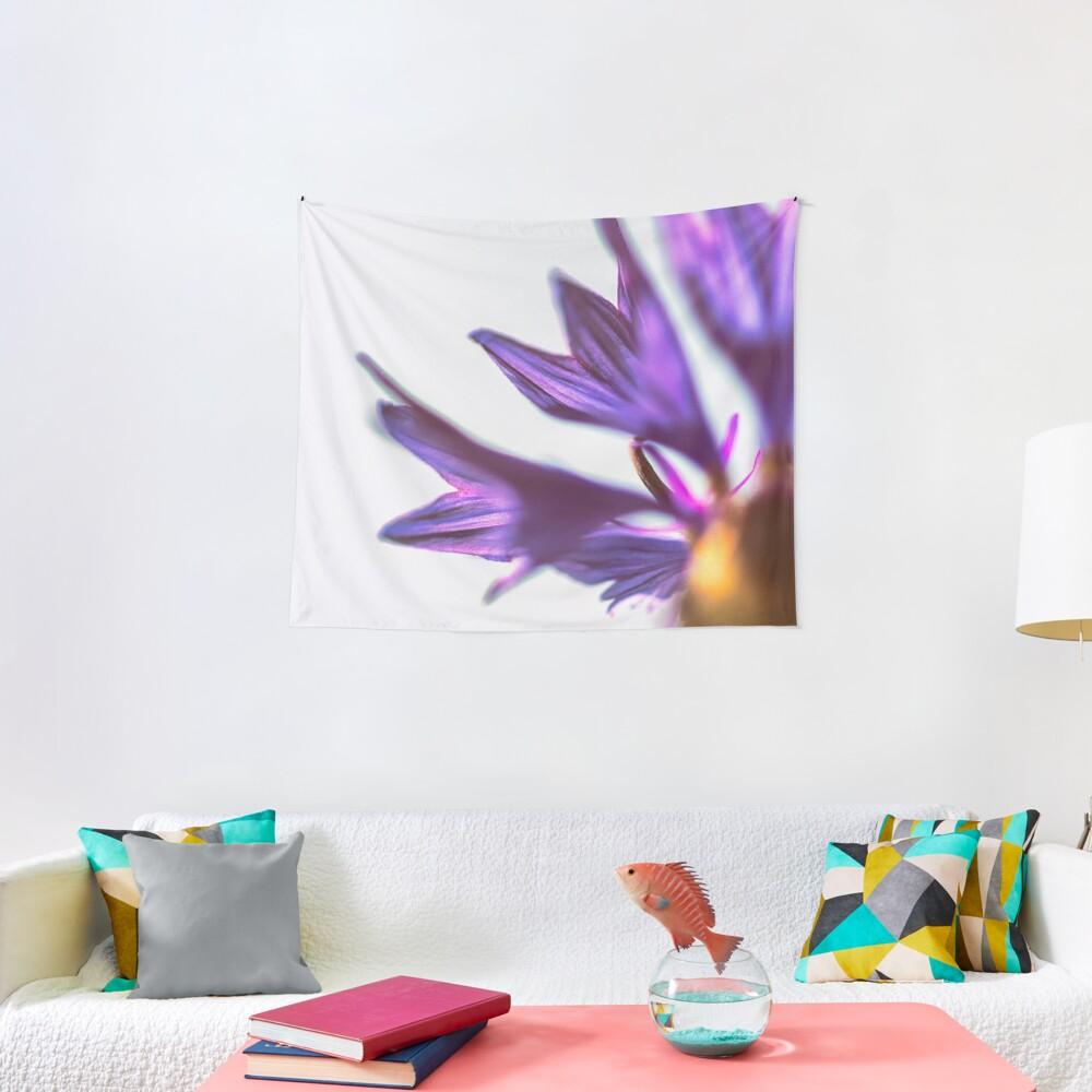 Flower Mystical Tapestry