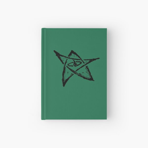 Call of Cthulhu, The Elder Sign - Ink Black Hardcover Journal