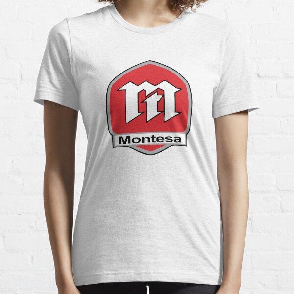 MÁS VENDIDO - Mercancía del logotipo de Montesa Camiseta esencial